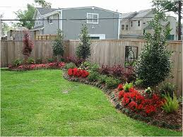 fence ideas for small backyard backyard backyard landscape ideas best of fence ideas for