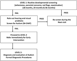 clinical features and diagnosis of autism spectrum disorder in