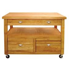 extraordinary rolling butcher block kitchen island with satin