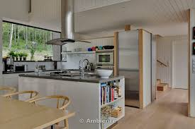 kitchen island extractor hoods ambience images modern island kitchen with stainless steel