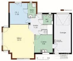 plan maison etage 3 chambres plan maison etage 3 chambres 14 plan maison plain pied evtod
