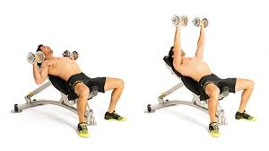 Incline Bench Muscle Group Build Muscle Fast With These Four Week Workout Plans 2 Coach