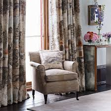Luxury Linen Curtains Zoffany Luxury Fabric And Wallpaper Design Products British