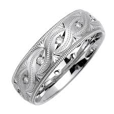 wedding ring depot 24ct tcw 14k white gold infinity knot celtic band 7mm 3002325