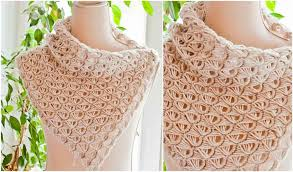 broomstick lace broomstick lace cowl free crochet pattern your crochet