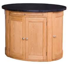 oval kitchen island oak granite top oval kitchen island oak kitchen islands