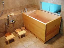 home design wooden japanese soaking tub kitchen u0026 bath ideas