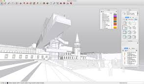 sketchup layout line color sketchup pro for asia cadalog inc