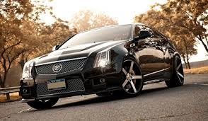 cadillac cts 20 inch wheels 2012 cadillac cts v coupe with 20 inch cv3 vossen wheels gtspirit