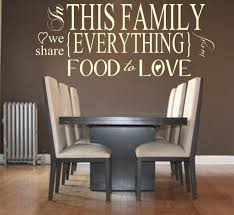 in this family we share everything vinyl wall art quote decal in this family we share everything vinyl wall art quote decal sticker love