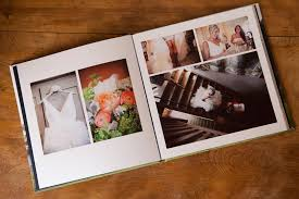 wedding photo album books unique wedding album amelia dan