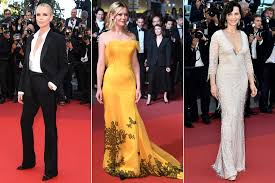 the 2016 cannes red carpet u0027s best dressed celebrities photos