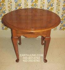 Ethan Allen Tables Ethan Allen End Table Ebay