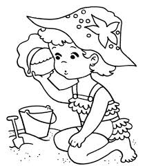 summer vacation coloring pages 86 best coloring pages images on pinterest drawings