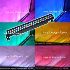 Led Light Bar For Home by Led Bar Light Rgb Indoor Dj Disco Light 3wx48pcs Led1510