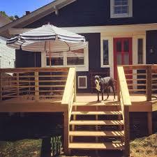 kitchen incredible best 25 deck railing design ideas on pinterest