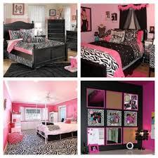 zimmer designen jugendzimmer gestalten 100 faszinierende ideen rosa zebra