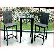 bar height patio chairs