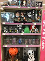 new the nightmare before merchandise at walgreens
