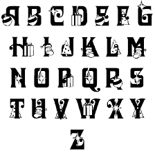 graffiti walls christmast graffiti alphabet letters a z