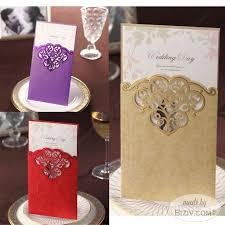 wedding invitations laser cut laser cut wedding invitations biziv promotional products