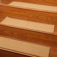 stair natural stair design with brown wooden treads and risers