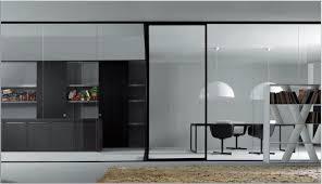 sliding kitchen doors interior 73 most gracious sliding door kitchen diy cabinet doors classic in