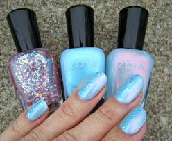concrete and nail polish mixing finishes with zoya