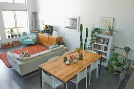 combined living and dining room living room small apartment management of living space room
