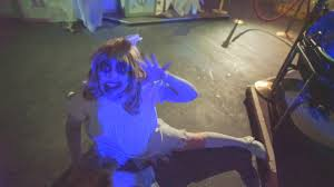 lullaby hush hush don u0027t cry maze at queen mary u0027s dark harbor youtube