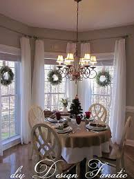 dining room window treatment ideas bay window curtains interior gorgeous window decoration with