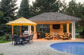Cabana Pool House Cabanas And Pool Houses U2014 Darsan