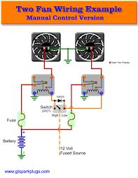 automotive electric fans new fan relay wiring diagram saleexpert me