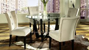 Glass Dining Room Furniture Magnificent Best 25 Glass Dining Table Ideas On Pinterest Room
