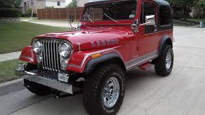 cj jeep 1983 jeep cj 7 laredo f38 dallas 2016