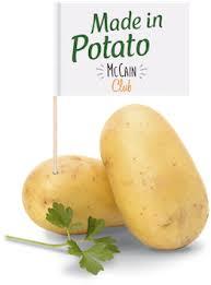 pomme de si e social made in potato wollen sie alles über mccain pommes frites erfahren