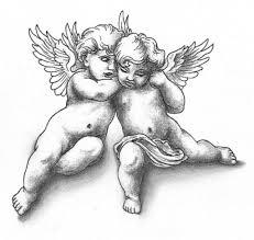 baby angel tattoo images u0026 designs