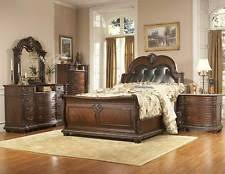king sleigh bed ebay