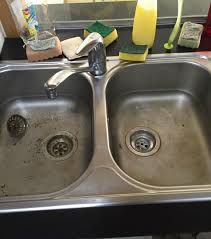 kitchen sink clogged both sides my kitchen sink is clogged amazing how to unclog a drain youtube