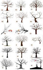 best 15 family tree tattoos of drawing vector library
