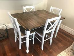 Refurbished Chairs Refurbished Dining Chairs Refurbished Timber Extendable Dining Table