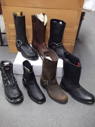 mens motorcycle style boots cowboy boots western boots at spruce capital feeds