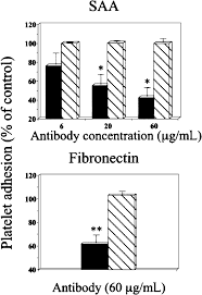 adhesion of human platelets to serum amyloid a blood journal