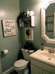 small bathroom ideas retro design wood wall shelf vintage and