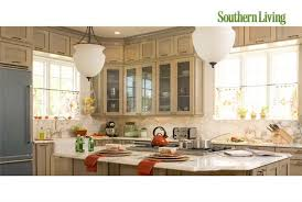kitchen decorating ideas with accents kitchen lighting ideas southern living