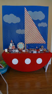 Boat Decor For Home by Best 25 Boat Theme Ideas On Pinterest Nautical Party