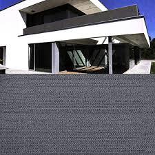 sichtschutz balkon grau balkonsichtschutz vergleich ratgeber infos top produkte