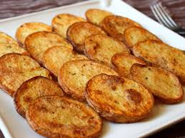 cottage fries easy oven fried potato rounds youtube