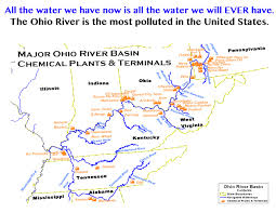 Us Map Ohio by Ohio River Map Ohio River Map Ohio River Map Cincinnati