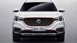 dodge crossover white mg zs leak reveals familiar design